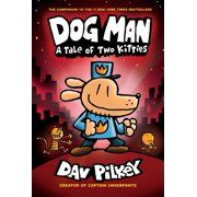 Dog Man: A Tale of Two Kitties: From the Creator of Captain Underpants (Dog Man Dog Man Book, Man And Dog, Captain Underpants, Super Cute Kittens, Kittens Cutest, Dog Man Unleashed, Graphic Novel, Dog Hacks, Hacks Diy