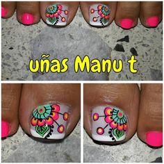 267 Me gusta 0 Comentarios  Uñas manu t (@ nailsmanu842) en Instagram Pedicure Nail Art, Toe Nail Art, Manicure, Summer Toe Nails, My Nails, Nailart, Nail Designs, Instagram Posts, Akira