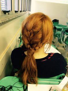#Trança #Ruivo #HairByLessa