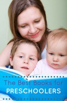 Best Books for Preschoolers - #parenting #kids #KidsActivities From TheGraciousWife.com