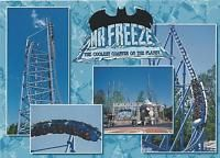 1999 Six Flags Over St. Louis  Mr. Freeze Roller Coaster