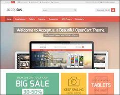 95+ Best Responsive Premium #Opencart Themes | Designrazzi