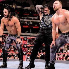 Wrestlemania Xx, The Shield Wwe, Wwe Roman Reigns, Beefy Men, Dean Ambrose, Football, Cute, Babies, Fan