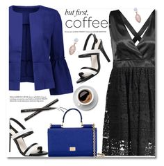 Coffee Break by fshionme on Polyvore featuring polyvore fashion style Dolce&Gabbana clothing coffeebreak