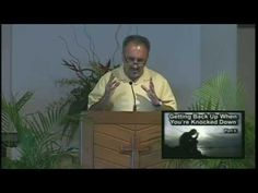 Getting Up When You're Knocked Down, Part 5 - 1 Corinthians 4:5 - YouTube / Sermon starts at the 9 min mark after announcements.