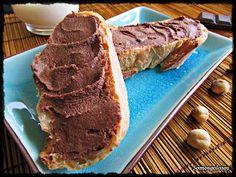 SomosGolosos: Crema de cacao y avellanas {Nutella, Nocilla...} {Sin gluten,Sin lactosa}