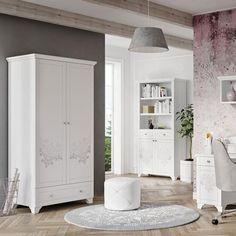 BOHO STYLE Birou dreapta, 4 sertare de la Mobexpert Divider, Modern, Room, Furniture, Home Decor, Bedroom, Trendy Tree, Decoration Home, Room Decor