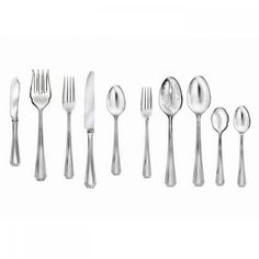 Monique Lhuillier Waterford Melrose 45Piece Flatware Set *** Check out the image by visiting the link.