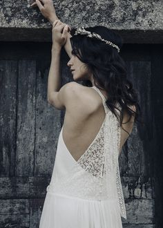 robe de mariee Laure de Sagazan collection 2017 bridal 30