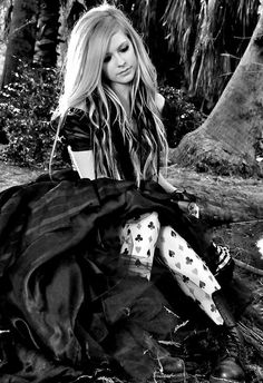 Avril. She's perfect