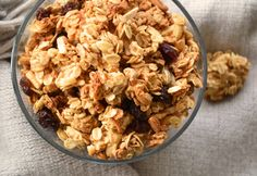 ULTIMATE GRANOLA GUIDE Because granola is a must have, and is super healthy.