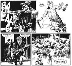 Ken Parker - Väärään aikaan, Tuulahdus vapautta. #egmont #sarjakuva #sarjis