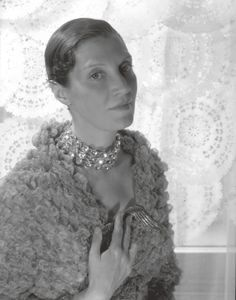 Daisy Fellowes photographed by Cecil Beaton in the 1930s. © The Cecil Beaton Studio Archive at Sotheby's