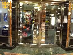 The Shop on Royal Caribbean Enchantment of the Seas
