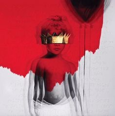 "Rihanna releases her brand new album titled ""Anti."" Rihanna releases her very long-awaited eighth LP. The build-up, of course, was extraordinary for this album. This album like many oth… Beyonce, Rihanna Song, Rihanna Photos, Cool Album Covers, Music Album Covers, Box Covers, Work Rihanna, Rihanna Albums, Mean Girls"