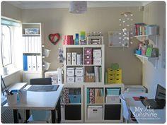 Scraproom: My Craft Room