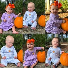 Sweet Home Sextuplets ( Alabama Baby, Sweet Home Alabama, Monthly Pictures, Baby Pictures, 10 Month Olds, Baby Month By Month, Divine Nine, Triplets, Twins