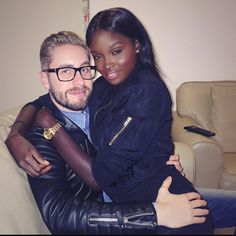 Interracial Love World - WMBW , WWBM - Gorgeous couple Nikki Perkins and Jamie  #Love #WhiteMenBlackWomen #BlackWomenWhiteMen #WMBW #BWWM Find your #InterracialMatch Here interracial-  dating-sites.com #InterracialDatingSites #InterracialRelationships  #InterracialDatingUSA #InterracialDatingUK #InterracialDatingCanada