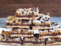 Seven Layer Bars | Against All Grain