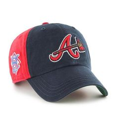 3a65136e0dc Atlanta Braves 47 Brand Flagstaff Cleanup Hat