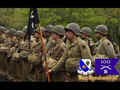 "(2) Reenactment 100th Battalion ""Nisei Unit"" U.S.ARMY Italy.Jun.1944//May 2015 In Japan - YouTube"