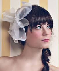 Image result for wedding hairstyles with fringes