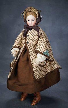 Модные куклы XIX века. - Ярмарка Мастеров - ручная работа, handmade