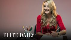 Women Draw Their Perfect Penis [LABS]  l Elite Daily