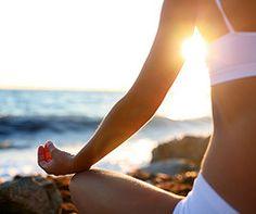 Nothing calms me more than my morning meditation. Before the world awakes, I awaken my soul.