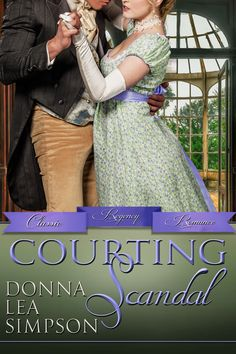 Donna Lea Simpson - Courting Scandal