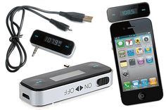 FM Transmitter for Smartphones