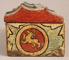 Painted Box for Game Pieces | German | The Metropolitan Museum of Art