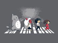 Ghibli Road