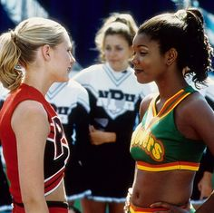 People Are Losing It Over Kirsten Dunst and Gabrielle Union's Bring It On Reunion Lara Jean, Clueless, All Cheerleaders Die, High School Cheerleading, Movie Character Costumes, Bff Halloween Costumes, Katie Couric, Black Characters, Female Characters