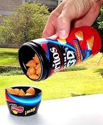 3d doritos! Cause the bubble in the chips are always the best!!
