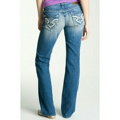 """Big Star Remy Jeans! Like new!! Excellent condition! No wear on bottoms at all!!  Waist measurement - 14"""" Inseam - 26"""" Big Star Jeans Boot Cut"""