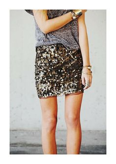 STYLE INSPIRATION | AT THE OFFICE : SOMETIMES SEQUINS | Flickr - Photo Sharing!