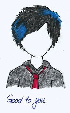 Then the blue migrated. Marianas Trench Band, Josh Ramsay, Memphis May Fire, Call Art, Pop Punk, You Are Awesome, My Chemical Romance, Vampire Diaries, Cool Bands