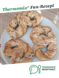 Nussbretzel von fix_tani. Ein Thermomix ® Rezept aus der Kategorie Backen süß auf www.rezeptwelt.de, der Thermomix ® Community.
