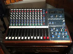 Neve PSM 12 Channel Console