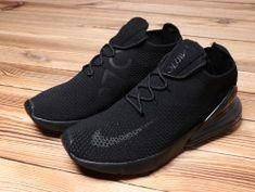 0cce40eb03dcd Adaptable Nike Air Max 270 Retro All Black Men s Sneaker Shoes Casual   Sneakers Men s Sneakers