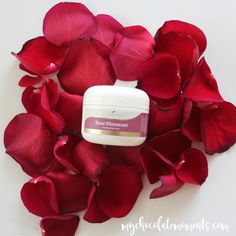 Rose ointment has that super deep moisturizing that is perfect for dry skin this time of year!  It's very similar in ingredients and texture to Animal Scents ointment but it packs an extra punch with the addition of rose oil! 🌹I actually used this as a nipple cream some during the early weeks of breastfeeding and it's also good for lips, diapered bottoms, elbows, and heels.