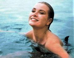 Grace Kelly photographed by Howell Conant, Jamaica, 1955