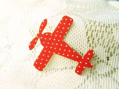 Plane Jet Fabric applique, Iron on Applique Red airplane , private jet , kid, boy, toy, baby shower, bag supply, shirt decoration, on Etsy, US$0.99