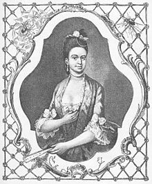Støvlet-Cathrine Benthagen - Mistress of Christian VII of Denmark from 1767 until She was arrested in 1768 and never saw the king again.