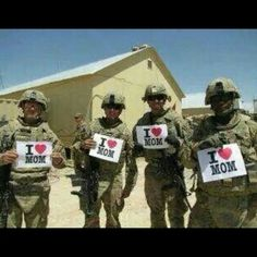 Love From the Troops