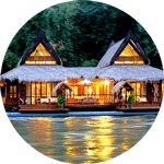 River Kwai Jungle Rafts - Thailand