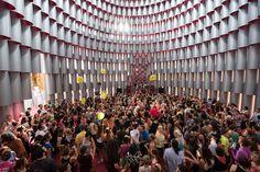 Studio Gang : Hive - ArchiDesignClub by MUUUZ - Architecture & Design