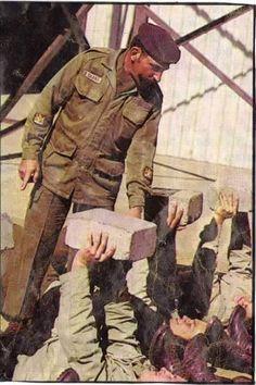 Staff Sergeant SS Baard ... RESPECT