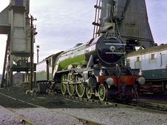 To a handful of generations of Brits the LNER Class A3 4472 Flying Scotsman is what a train looks like in their imaginations.